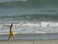 Stroll along peaceful Cocoa Beach
