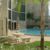 Private Pool at The Mark in Cocoa Beach